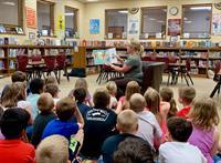 BJC Book Brigade Reaches Local Students