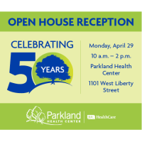 Parkland Health Center Celebrates 50 Years in Farmington