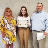 Yancy McCarron Awarded Park Hills - Leadington Chamber Scholarship