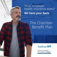 Need Health Insurance for Your Employees? Check Out The Chamber Benefit Plan!