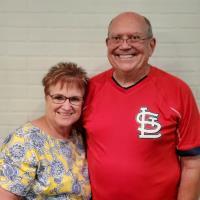 Congratulations to Glenda & Will Straughn