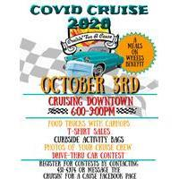 Crusin' For A Cause Becomes a COVID Cruise for 2020
