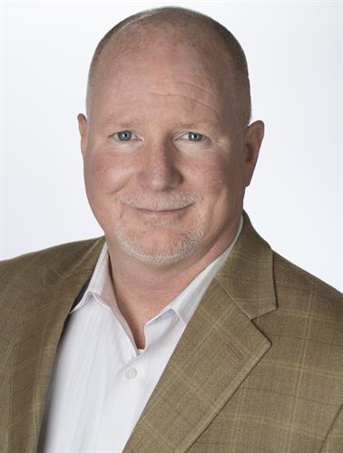 Greg Jowers, Personal Account Representative