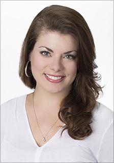 Laura Frick, Account Representative