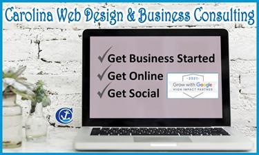 Carolina Web Design & Business Consulting Services LLC