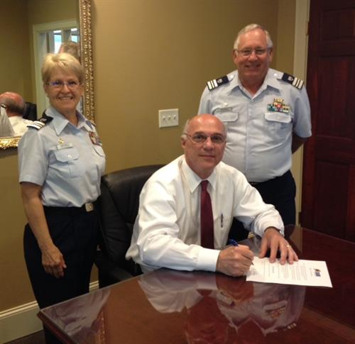 Boating Safety Proclamation