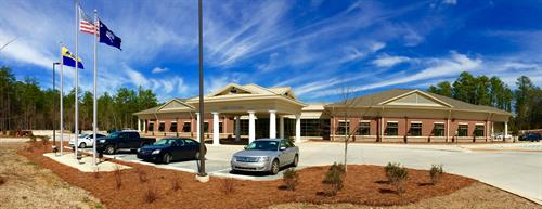 Chapin Town Hall complex