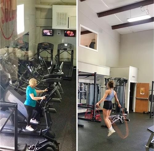 safe and effective workouts for all ages and fitness levels