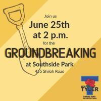 Southside Park Groundbreaking