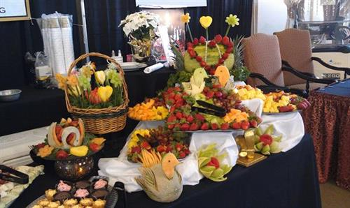 Let our Catering Staff turn your event into the special occasion you envision