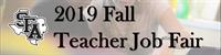 Stephen F. Austin State University | Fall Teacher Job Fair