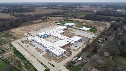New Winnsboro High School and Sports Complex