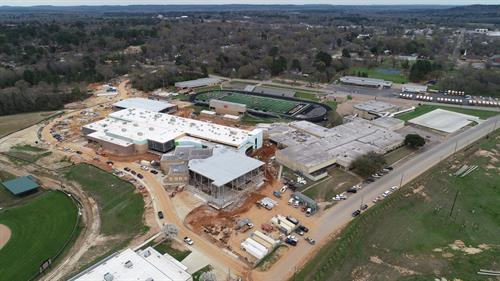 New Gilmer High School