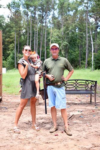 Family shooting time
