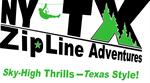 New York Texas Zip Line Adventure