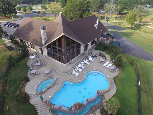 Grand Lodge pool