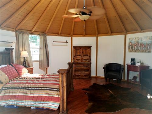 Yurt Rentals
