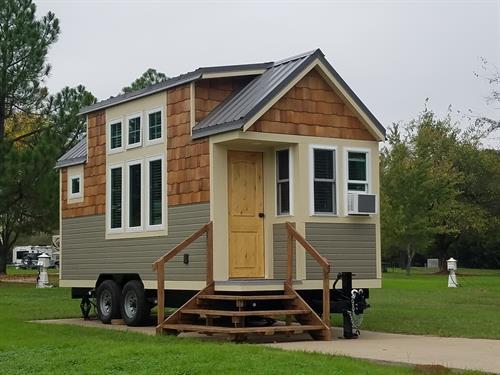 Tiny Home rentals