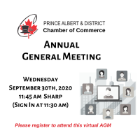 2020 Chamber of Commerce Annual General Meeting
