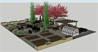 Girardi Foundation, in conjunction with Harley's House,  plan accessible Community Garden for residents of Prince Albert