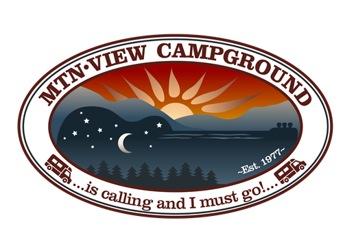 Mountain View Campground Logo