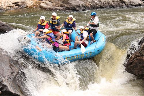 Wild and Scenic Rafting on the beautiful Chattooga River!