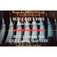 Bespoke Menswear - Tucson