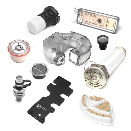 AGM manufacturers various products to help control moisture and pressure levels within enclosures.
