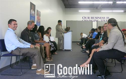 GoodFutures Youth Employment Program- Graduation