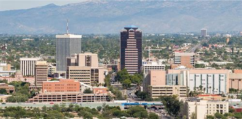 Snell & Wilmer's offices are located in beautiful downtown Tucson.