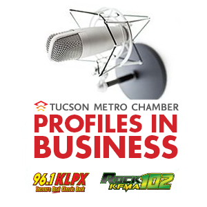 Our Sunday morning radio show interviews business leaders.