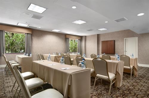 One of 6 Flexible Conference Rooms