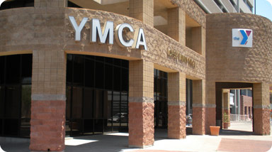 Lohse Family YMCA downtown at Church and Alameda