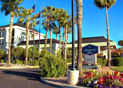 Hampton Inn by Hilton Tucson Airport