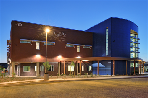 El Rio Health Center - Congress