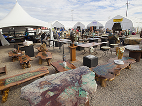 Kino Gem and Mineral Show at Kino Sports Complex