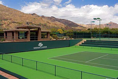 Ventana Canyon Stadium Court