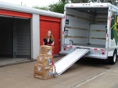 U-Haul Moving & Storage at Ina Rd offers moving truck rentals and storage units