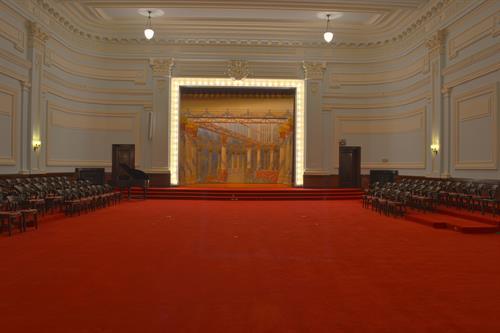Grand Parlour Entrance