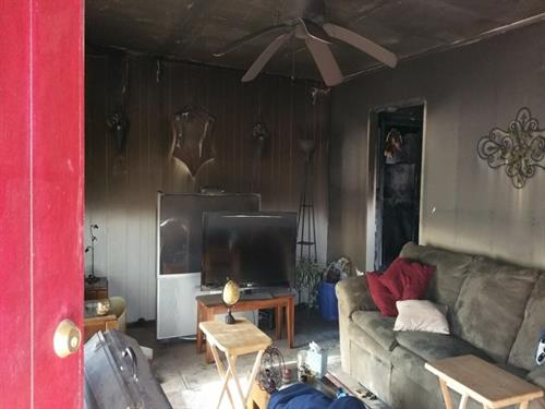 House Fire (Before)