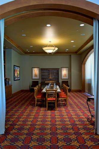Primo Private Dining Room
