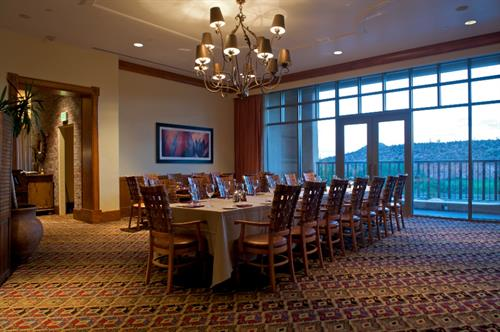 Signature Grill Private Dining Room