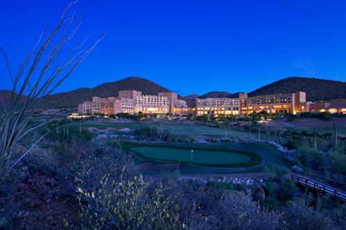 JW Marriott Starr Pass Resort & Spa at Sunset