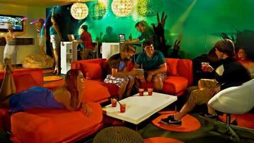 Blurr Teen Lounge