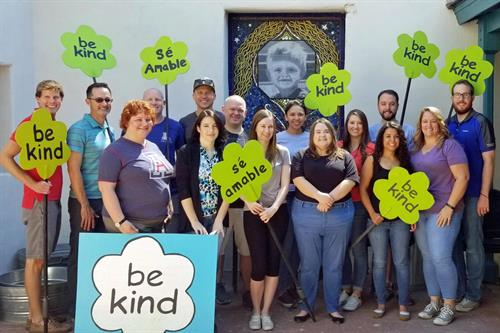 2019 Community Service Day at Ben's Bells
