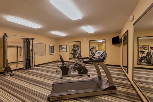 Work up a sweat 24/7