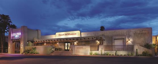 Tucson Desert Art Museum