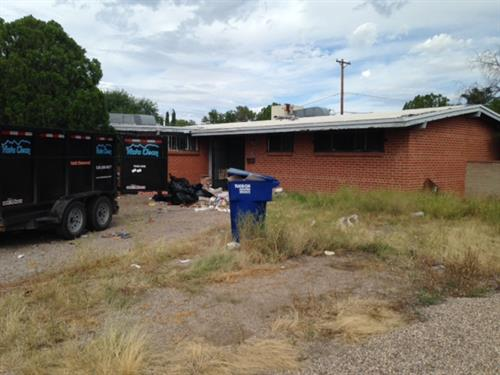 hoarder home cleanup Tucson, Arizona