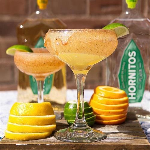 Hand Muddled Margaritas
