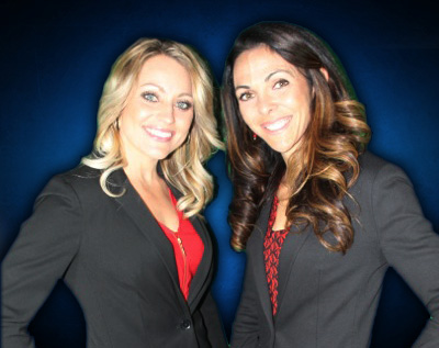 Carly Labanow and Kendra Sewell- Sales Directors and Marketing for TucsonAlist.com